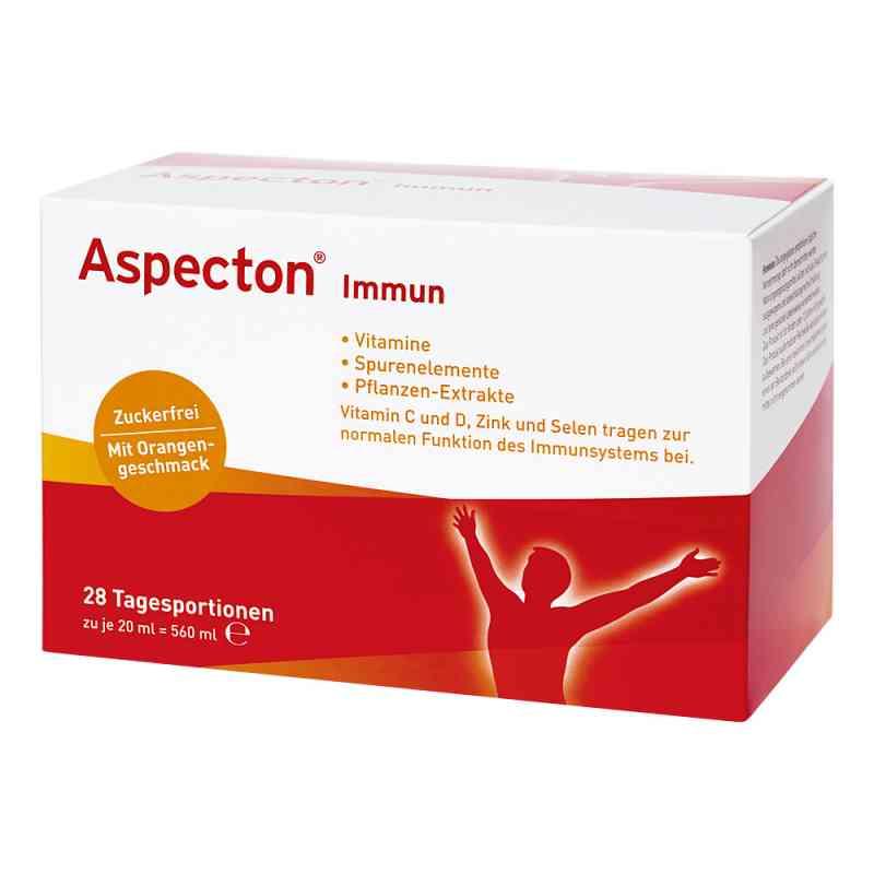 Aspecton Immun Trinkampullen  bei versandapo.de bestellen