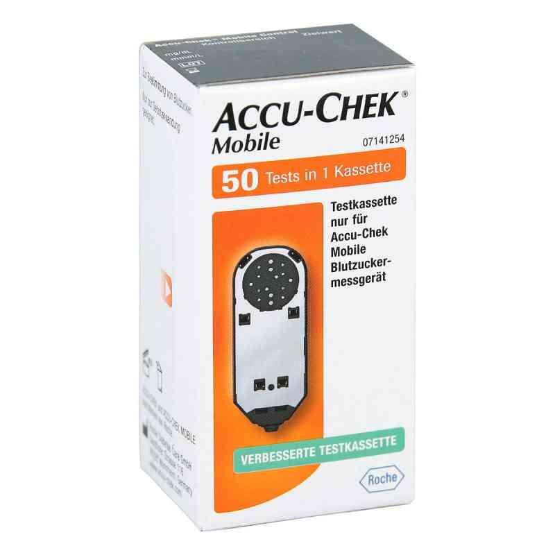Accu Chek Mobile Testkassette  bei versandapo.de bestellen