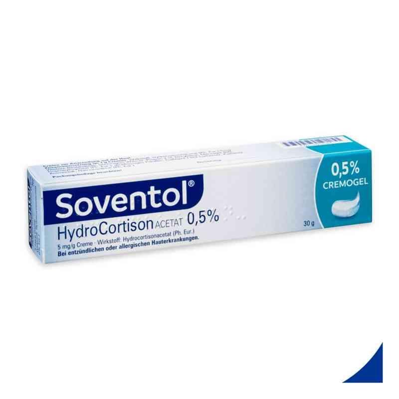 Soventol Hydrocortisonacetat 0,5%  bei versandapo.de bestellen