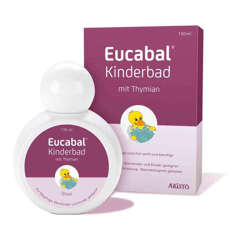 Eucabal Kinderbad mit Thymian  bei versandapo.de bestellen