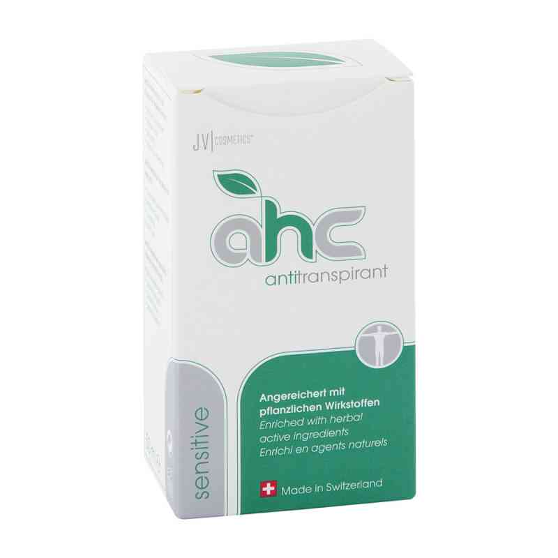 Ahc sensitive Antitranspirant flüssig  bei versandapo.de bestellen