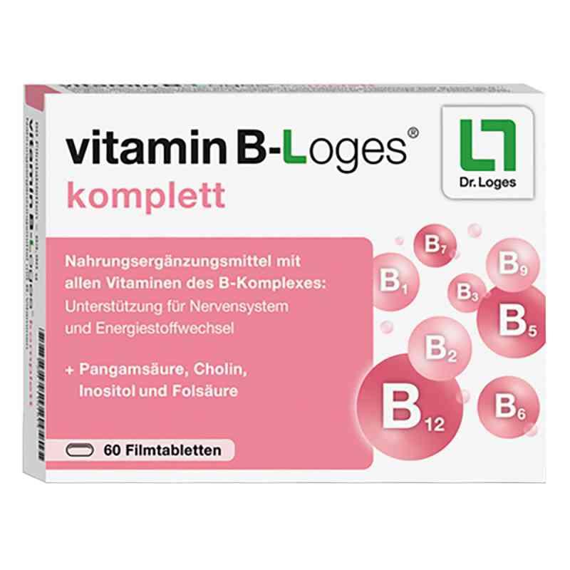 Vitamin B-loges komplett Filmtabletten  bei versandapo.de bestellen
