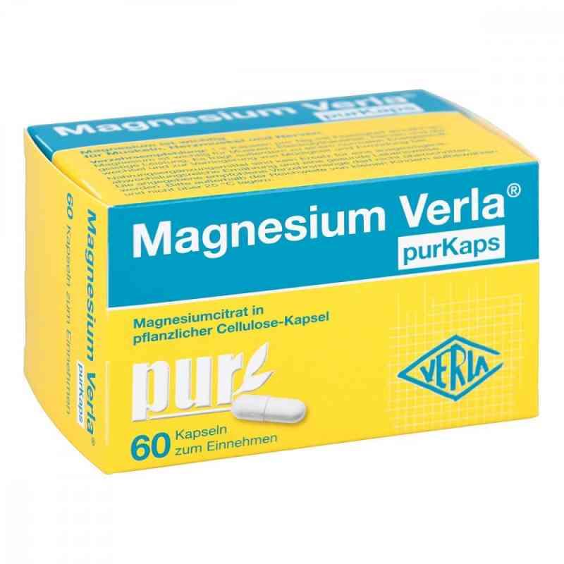 Magnesium Verla purKaps vegane Kapseln zum Einnehmen  bei versandapo.de bestellen