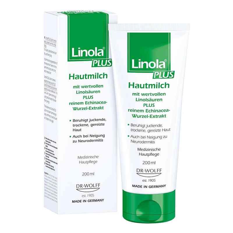 Linola Plus Hautmilch  bei versandapo.de bestellen