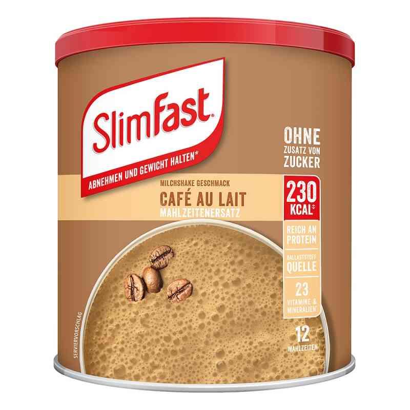 Slim Fast Pulver Cafe au Lait  bei versandapo.de bestellen