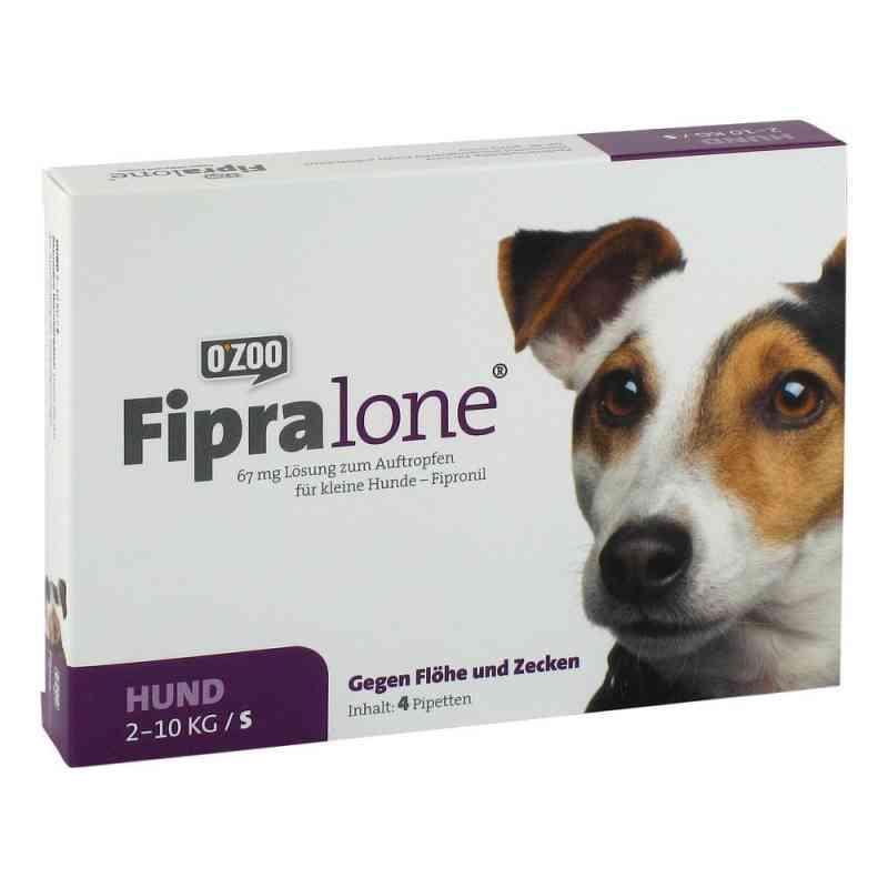 Fipralone 67 mg Lösung zur, zum auftropf.f.kleine Hunde veterinä  bei versandapo.de bestellen