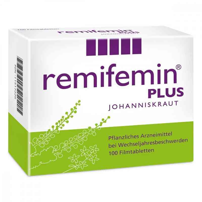 Remifemin plus Johanniskraut Filmtabletten  bei versandapo.de bestellen