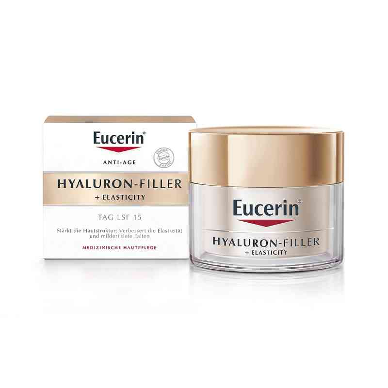 Eucerin Anti-Age Elasticity+Filler Tagescreme  bei versandapo.de bestellen