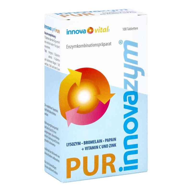 Innovazym pur magensaftresistente Tabletten  bei versandapo.de bestellen
