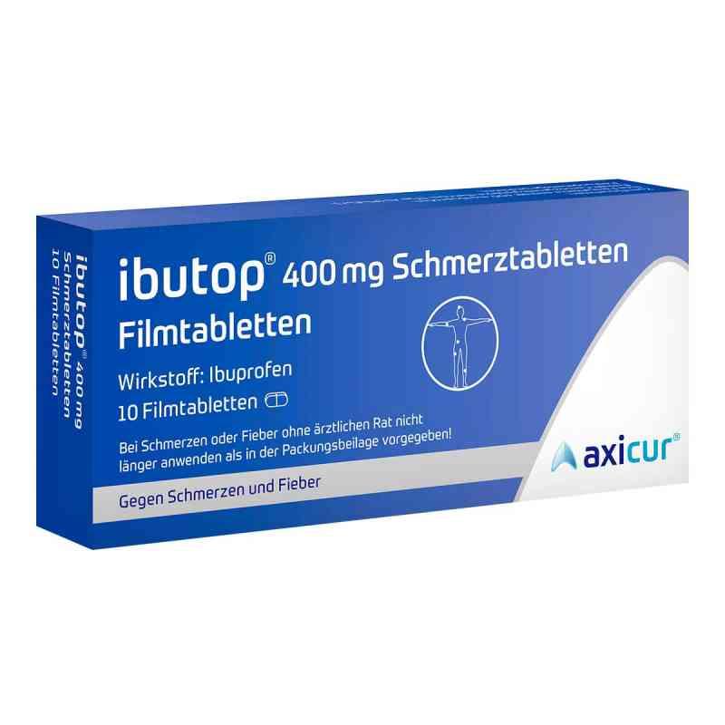 Ibutop 400mg Schmerztabletten  bei versandapo.de bestellen
