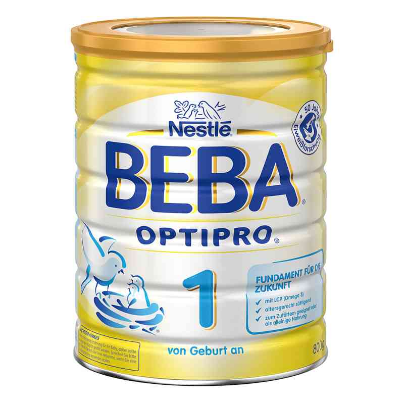 Nestle Beba Optipro 1 Pulver  bei versandapo.de bestellen