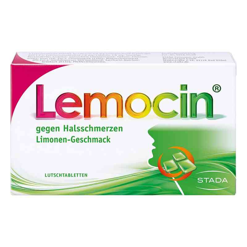 Lemocin gegen Halsschmerzen  bei versandapo.de bestellen