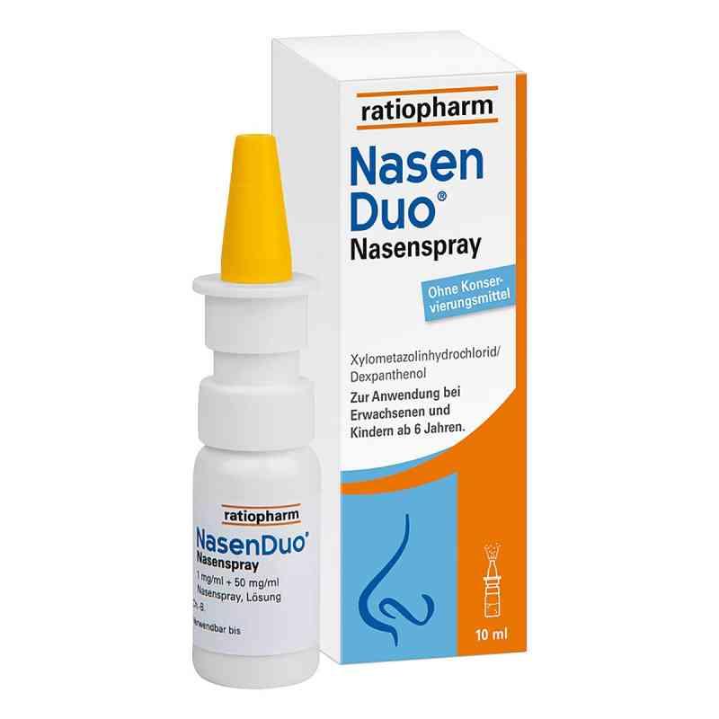Nasenduo Nasenspray  bei versandapo.de bestellen