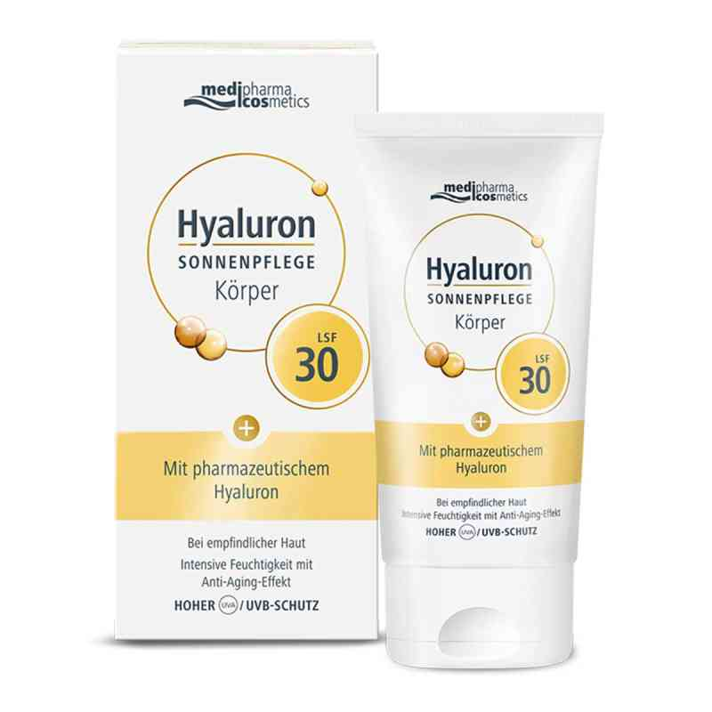 Hyaluron Sonnenpflege Körper Lsf 30  bei versandapo.de bestellen