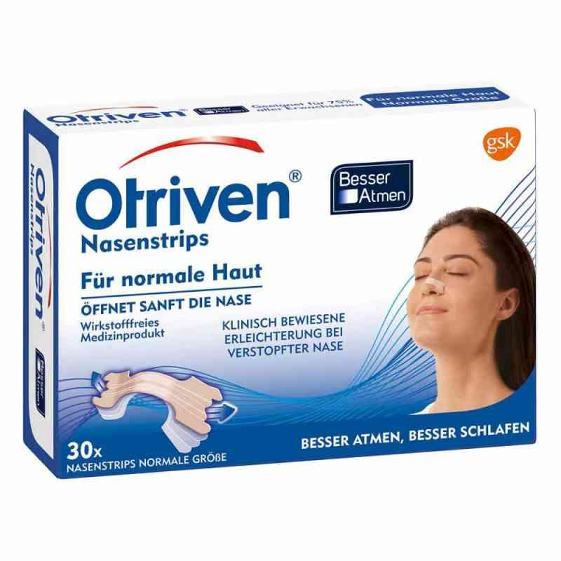 Otriven Besser Atmen Nasenstrips normal beige  bei versandapo.de bestellen