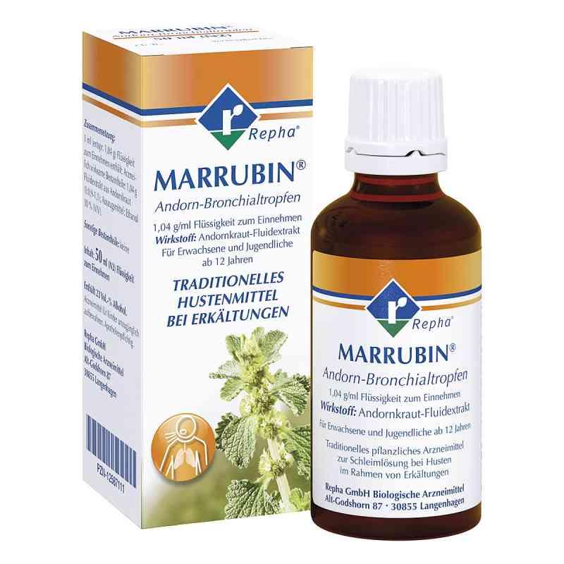 Marrubin Andorn-bronchialtropfen  bei versandapo.de bestellen