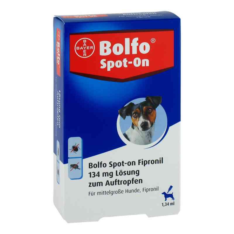 Bolfo Spot-on Fipronil 134 mg Lösung für mittelgr.hunde  bei versandapo.de bestellen