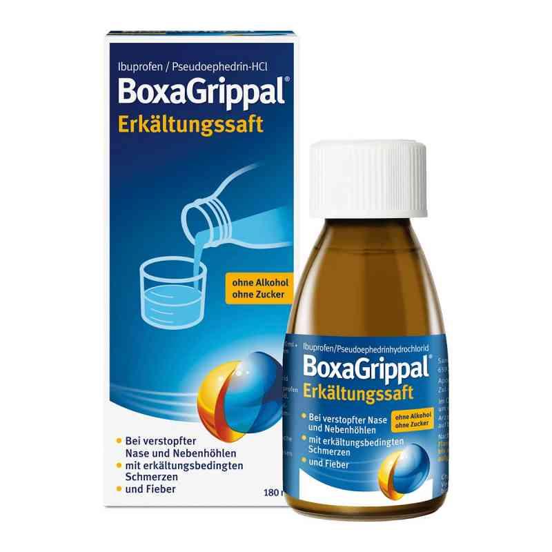 Boxagrippal Erkältungssaft  bei versandapo.de bestellen