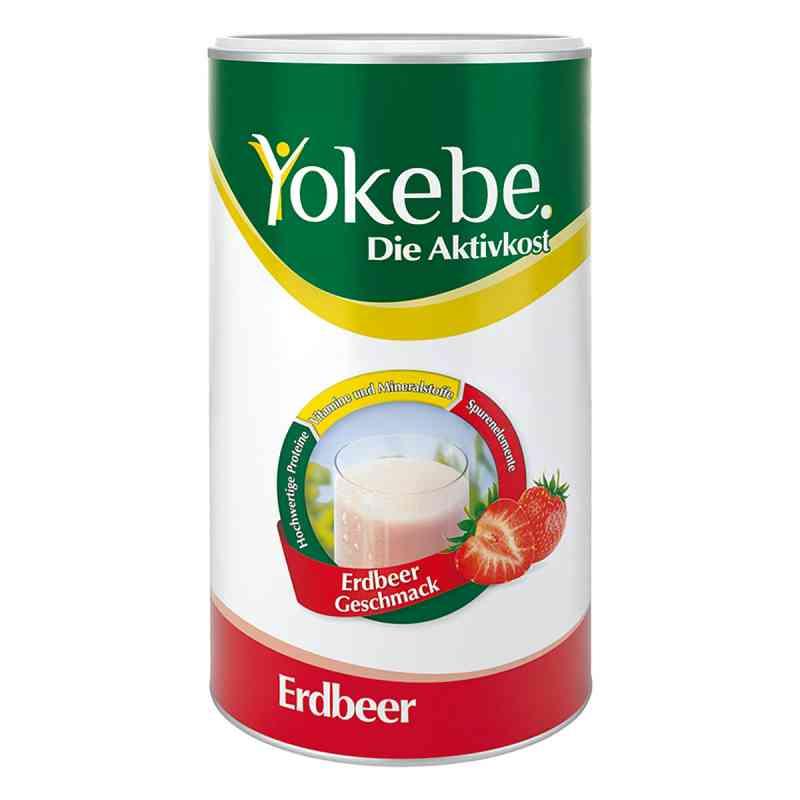 Yokebe Erdbeer Pulver  bei versandapo.de bestellen