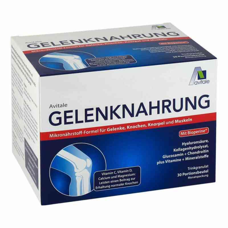 Gelenknahrung+hyaluronsäure Trinkgranulat  bei versandapo.de bestellen