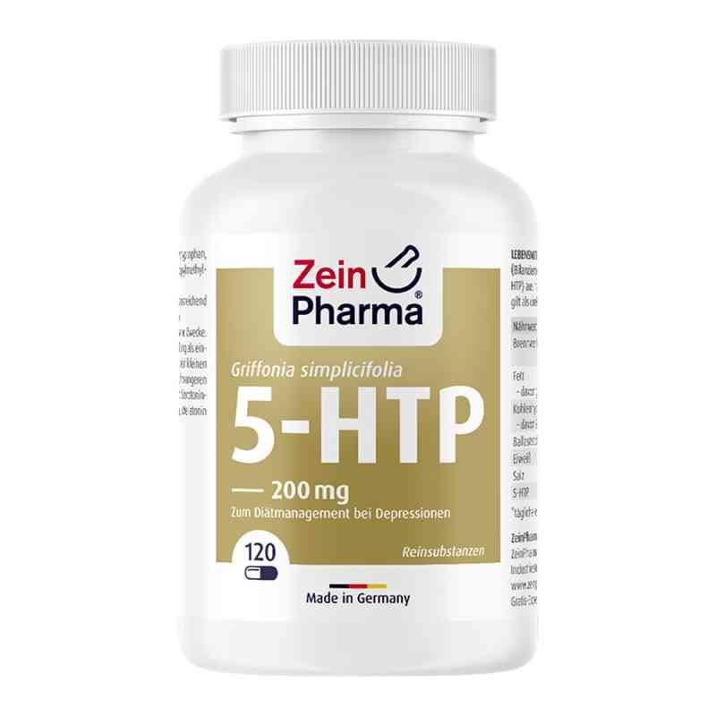 Griffonia 5-htp 200 mg Kapseln  bei versandapo.de bestellen
