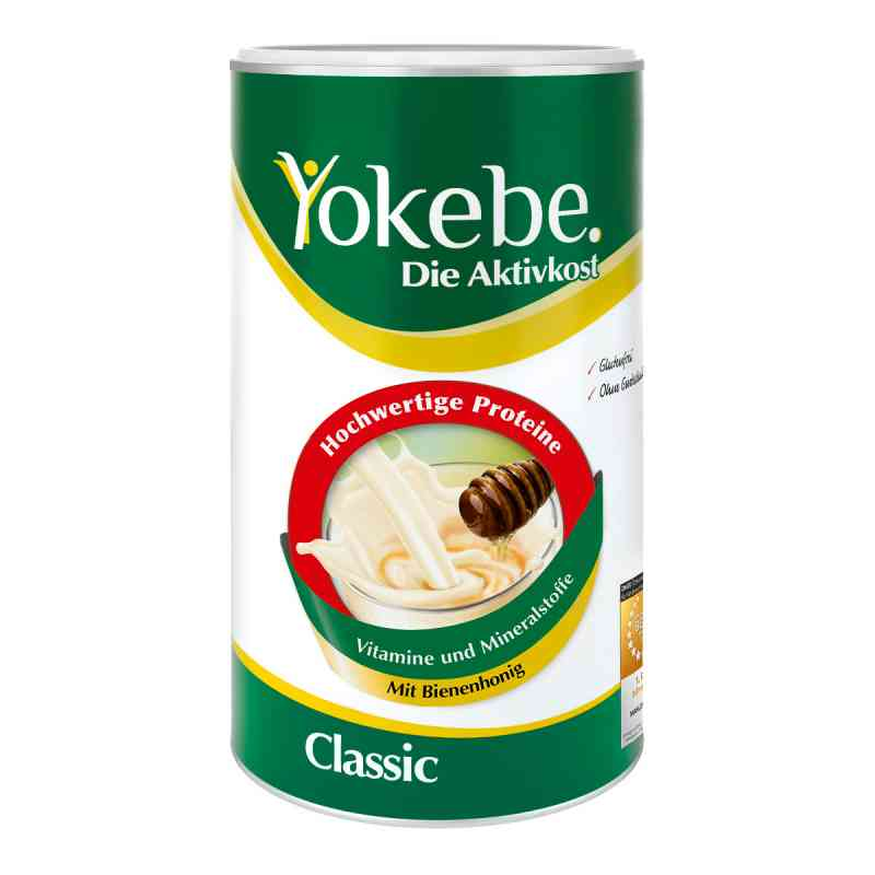 Yokebe Classic Nf Pulver  bei versandapo.de bestellen