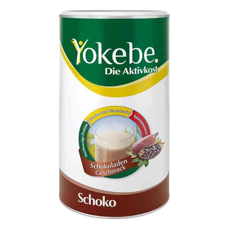 Yokebe Schoko Pulver  bei versandapo.de bestellen