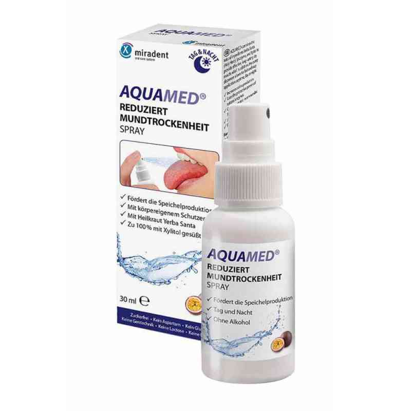 Miradent Aquamed Mundtrockenheit Spray  bei versandapo.de bestellen
