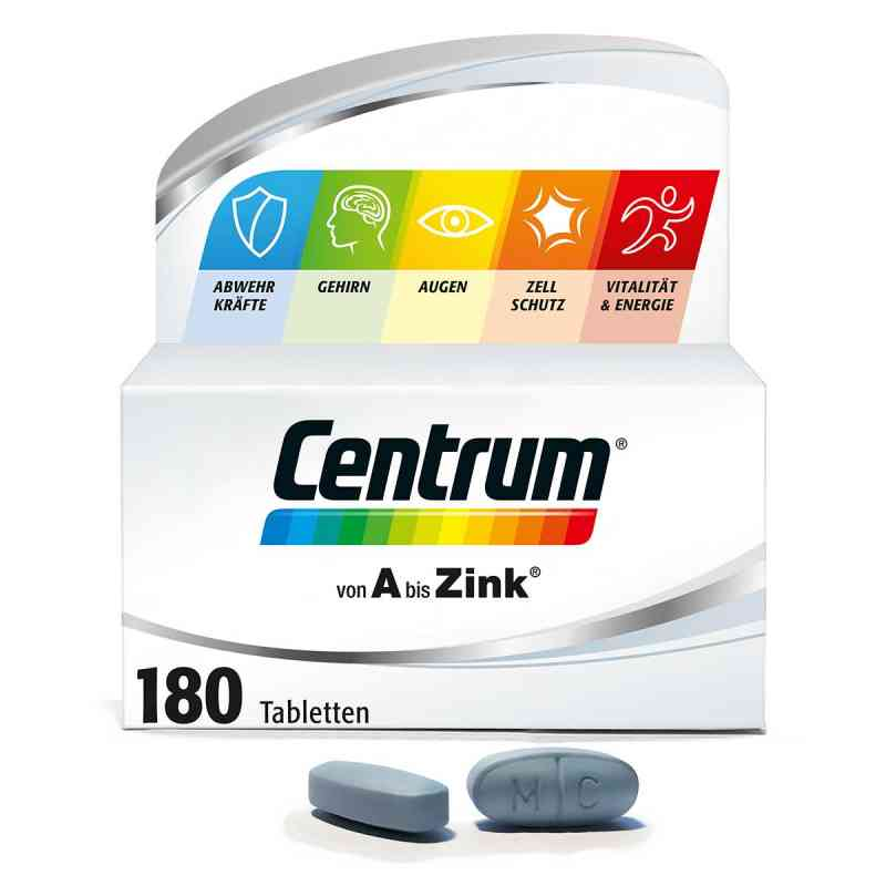 Centrum A-zink Tabletten  bei versandapo.de bestellen