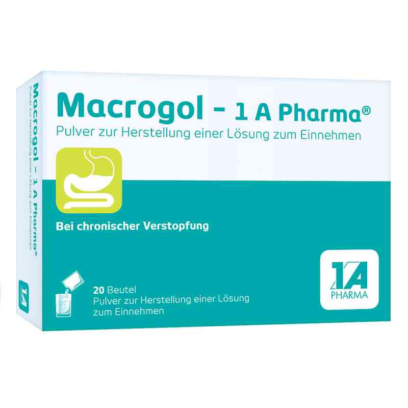 Macrogol-1a Pharma Plv.z.her.e.lsg.z.einnehmen  bei versandapo.de bestellen
