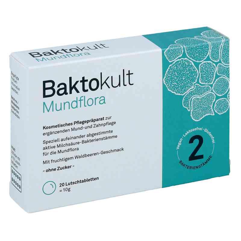 Baktokult Mundflora Lutschtabletten  bei versandapo.de bestellen