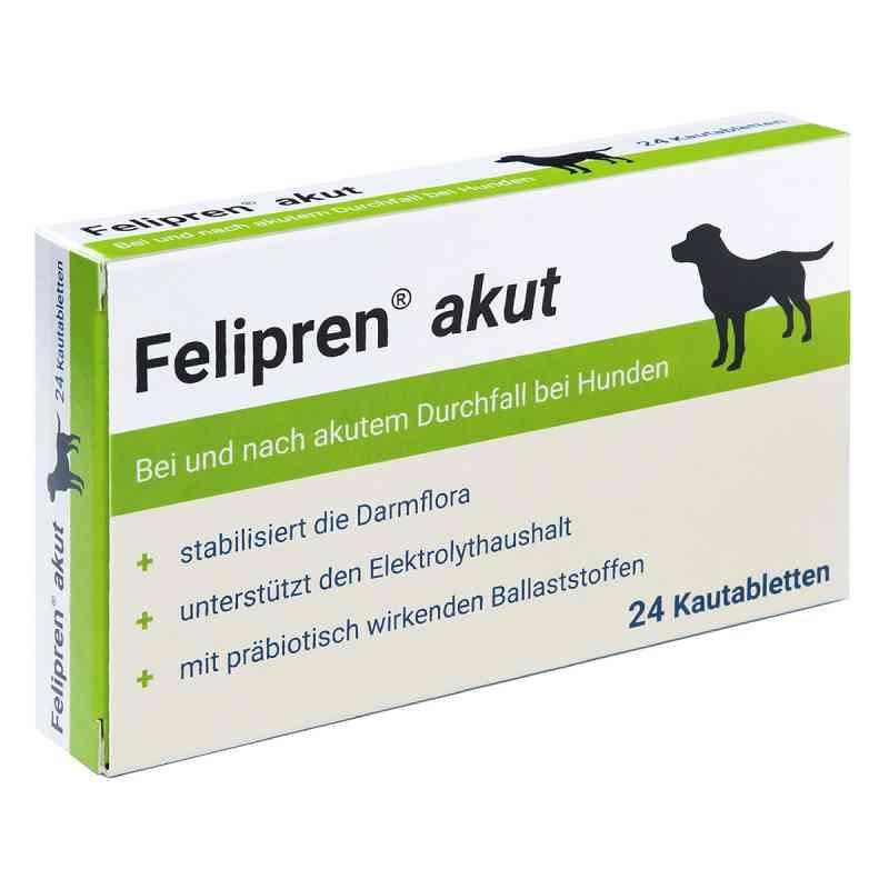 Felipren akut Kautabletten bei Durchfall für Hunde  bei versandapo.de bestellen