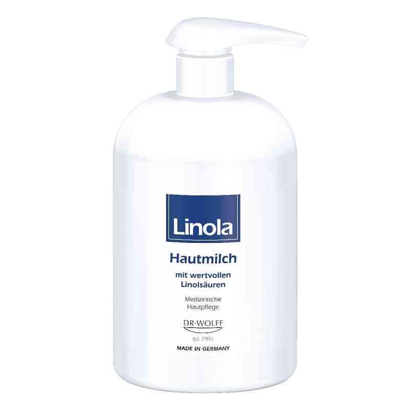 Linola Hautmilch Spender  bei versandapo.de bestellen