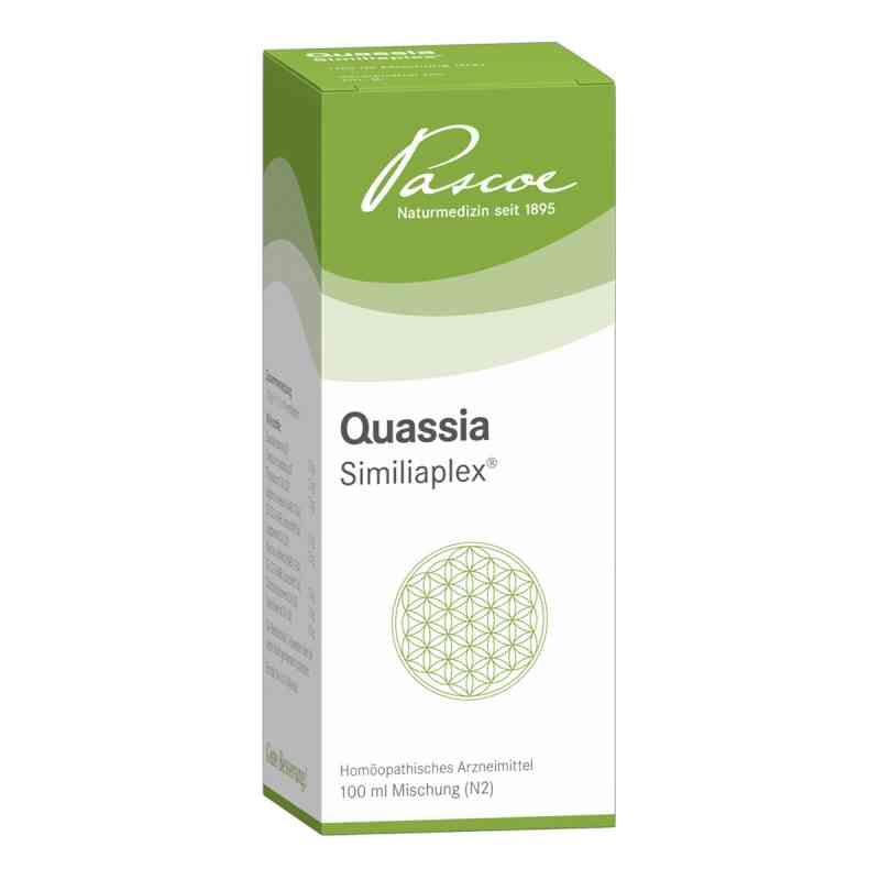 Quassia Similiaplex Mischung  bei versandapo.de bestellen