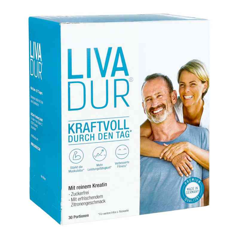 Livadur Kreatin Monohydrat Plv.z.her.e.lsg.z.einn.  bei versandapo.de bestellen