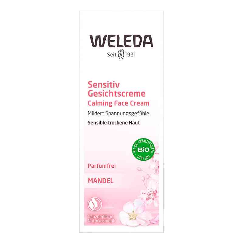 Weleda Mandel Sensitiv Gesichtscreme  bei versandapo.de bestellen