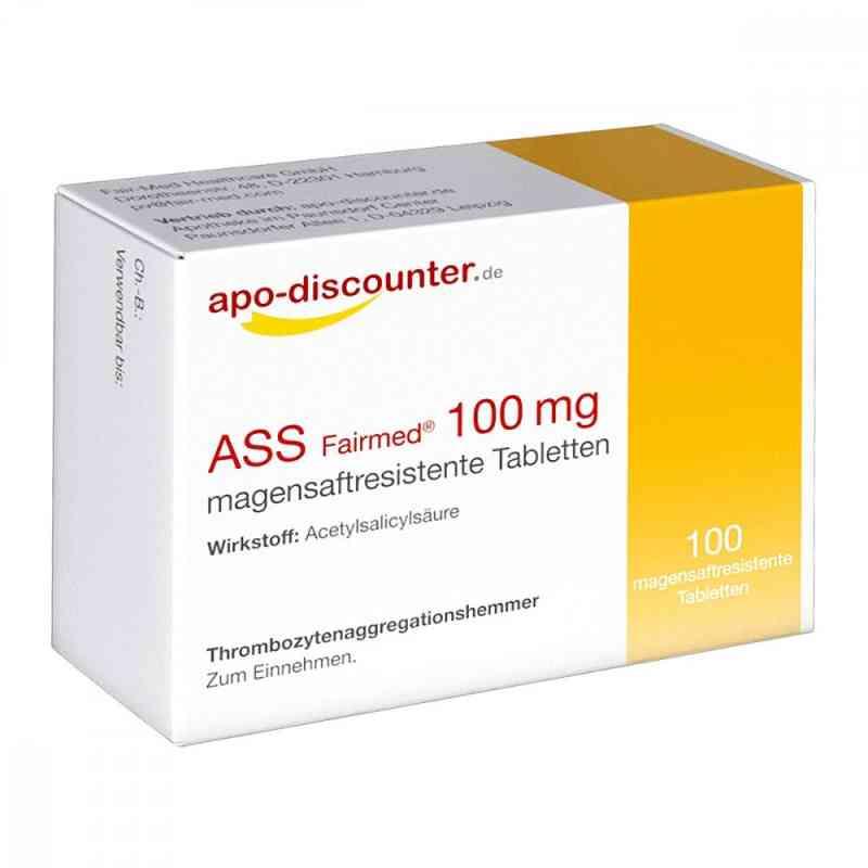 ASS 100 mg von apo-discounter  bei versandapo.de bestellen