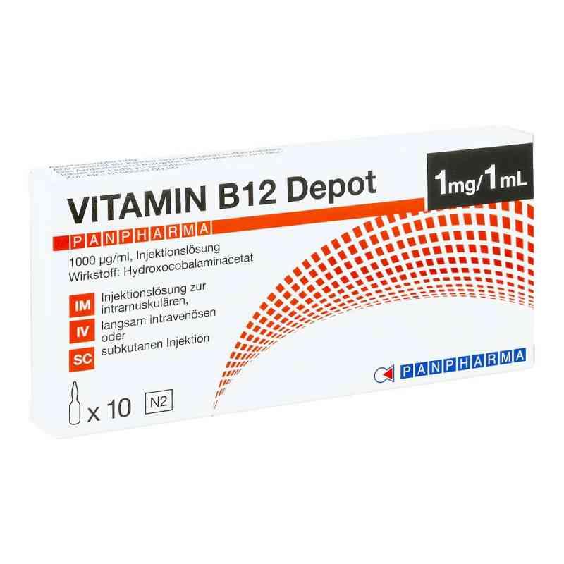Vitamin B12 Depot Panpharma 1000 [my]g/ml iniecto -lsg  bei versandapo.de bestellen