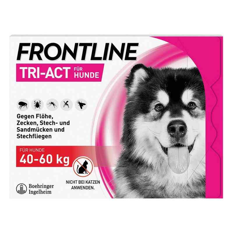 Frontline Tri-Act gegen Zecken, Flöhe bei Hunden (40-60kg)  bei versandapo.de bestellen