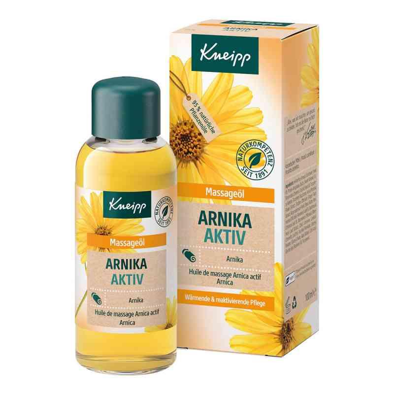 Kneipp Massageöl Arnika Aktiv  bei versandapo.de bestellen