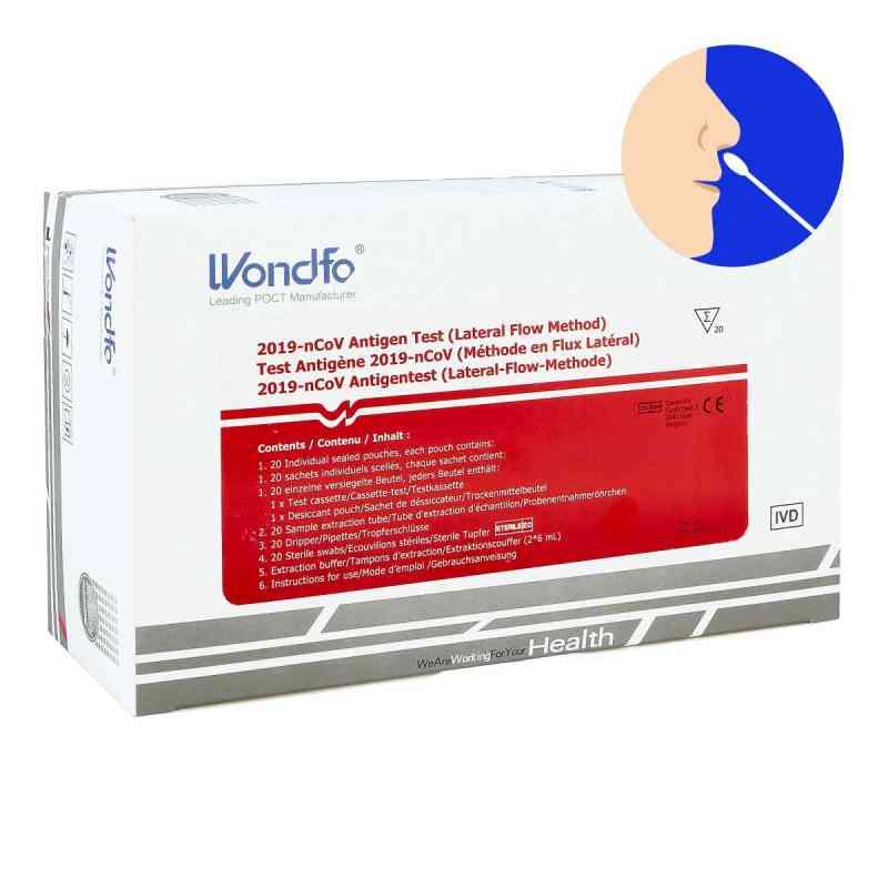 Wondfo 2019-ncov Antigen Test  bei versandapo.de bestellen