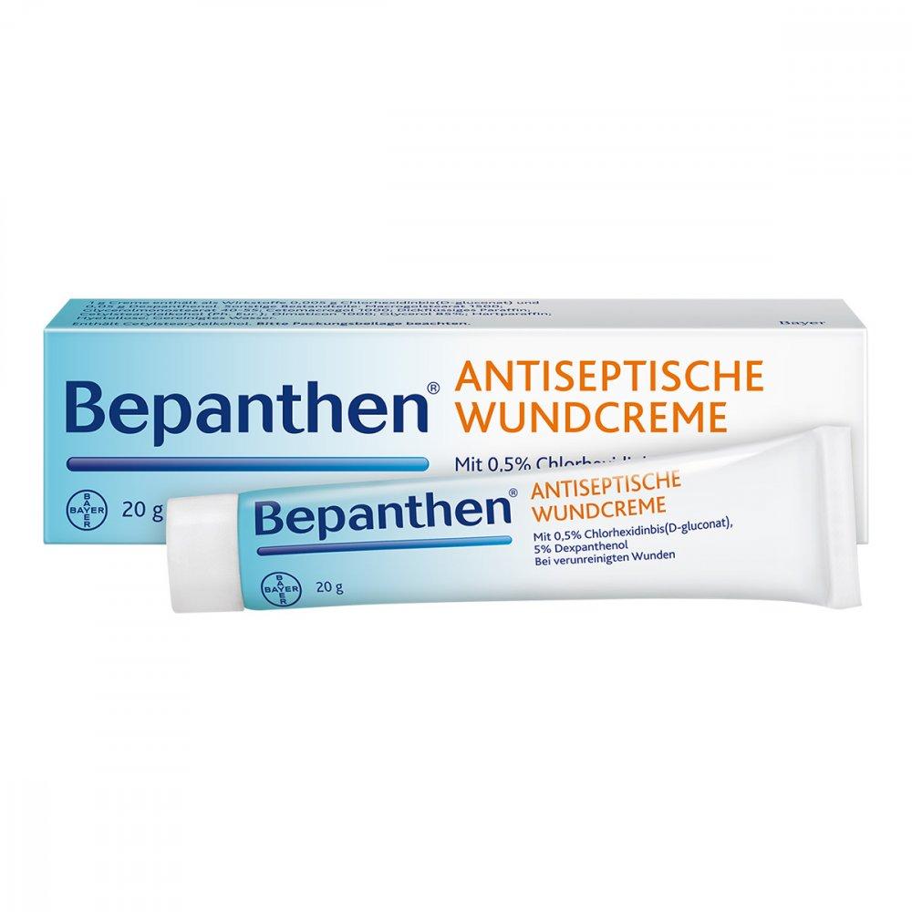 Bepanthen Antiseptische Wundcreme 20 g → bei versandApo.de