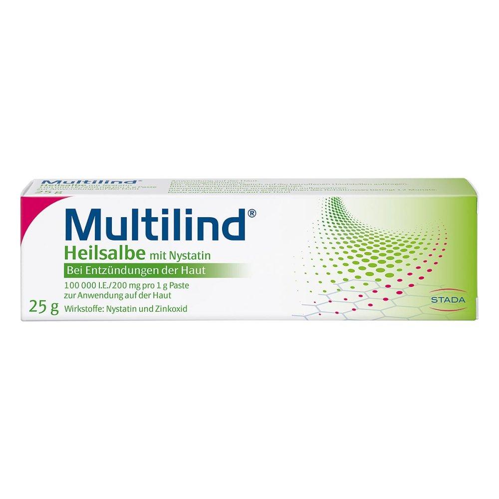 Multilind Heilsalbe Scheide