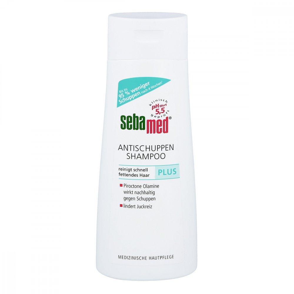 Sebamed Anti Schuppen Shampoo Plus 200 Ml Bei Versandapode