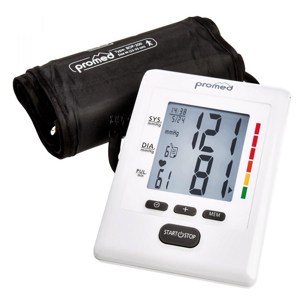 Promed Blutdruckmessgerät Oberarm Bdp-200 1 stk