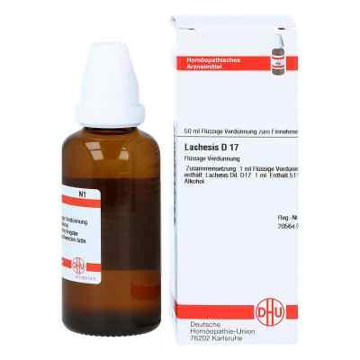 Lachesis D17 Dilution  bei versandapo.de bestellen