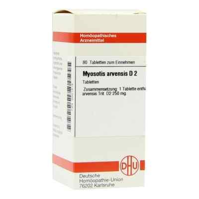 Myosotis Arvensis D 2 Tabletten  bei versandapo.de bestellen