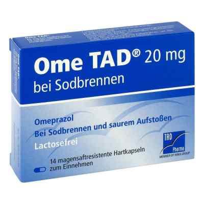 Ome TAD 20mg bei Sodbrennen  bei versandapo.de bestellen