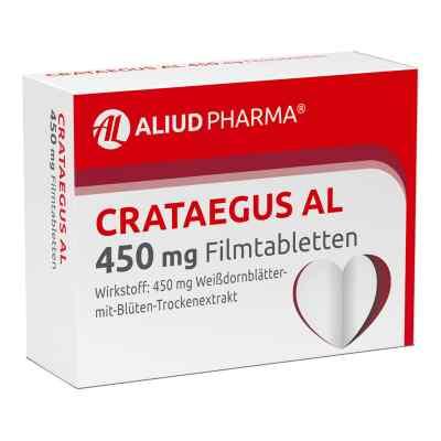 Crataegus AL 450mg  bei versandapo.de bestellen