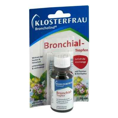 Broncholind Bronchial-Tropfen  bei versandapo.de bestellen